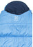 Haglöfs Moonlite -1 Sleeping Bag 190 cm Aero Blue/Hurricane